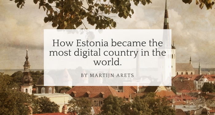 how estonia most digital country